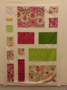 modern fun quilt